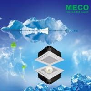 1000CFM 3TR Hydronic Ceiling Cassette Fan Coil unit 2 pipe system