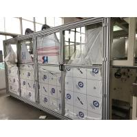 Buy cheap GM089NY Baby Diaper Making Machine , Adult Diaper Machine 45 Bags/Min Speed from Wholesalers