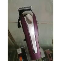 Buy cheap MGX1012 Lithium Battery Operated Cordless Hair Clipper Rechargeable Clipper from wholesalers