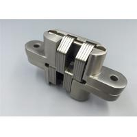 Self Close Soss Cabinet Hinges Concealed Hinges Stainless Steel Ultra Quiet