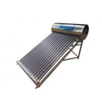 Quality High quality non-pressurized solar geysers wholesale