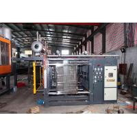 Buy cheap Fast Mould Manual EPS Shape Molding Machine With Vacuum , CE from wholesalers