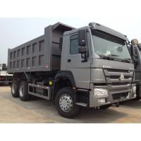 Buy cheap Professional Manufacturers Best Price SINOTRUK HOWO 371HP 6x4 Left Hand Drive Tipper Truck from Wholesalers