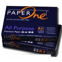 Buy cheap PaperOne Copier Papers 80gsm A4 Size from wholesalers
