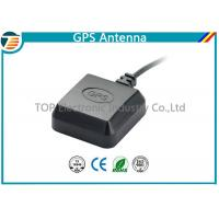 China Inside Or Outside Car GPS Antenna , 28 Dbi Directional GPS Antenna on sale