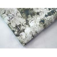 Buy cheap Plain Woven Fabric / Inkjet Cotton Canvas For Making Personality Bag from Wholesalers
