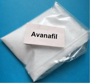 Quality Sex Enhancer Steroids Hormone Powder Avanafil for Male Sexual Dysfunction CAS:330784-47-9 wholesale
