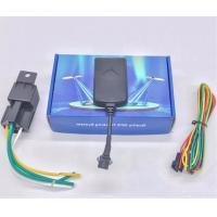 Buy cheap 2G GSM Network Motorcycle GPS Tracker Product Track The Vehicle Location Speed from Wholesalers