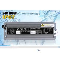 Buy cheap 24V 100W Neon Light Power Supply Driver 100% Full Load Burn In Test from Wholesalers