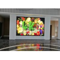 Buy cheap IP54 HD Small Pixel Pitch LED Display Hire Linsn / Nova Control System from Wholesalers