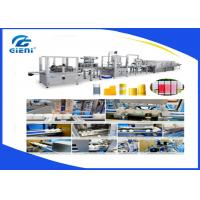 Buy cheap Linear Type Auto Cosmetic Filling Machine, Six nozzles Sunstick filling from Wholesalers
