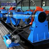 Buy cheap 1250/1+3 skip stranding machine high efficiency bow strander cable making machine from wholesalers