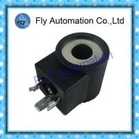 Buy cheap DC12V DC24V 20.5W DIN43650 Hydraulic Magnetic Induction Coil 094001000 094002000 from Wholesalers
