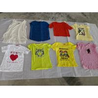 China The summer clothing including the ladies T-shirts for export to the world with the competitive price and good quality on sale