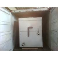 Buy cheap Professional Industrial Water Cooling Towers Pure Water Cooling / Heat Exchanger Cooling from Wholesalers
