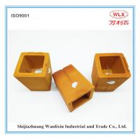 China Thermal Analysis Sampling Cups With Tellurium For Casting Industry Analysis on sale