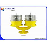 Quality Long Life Solar Obstruction Light For Wind Turbines /  High Rise Building wholesale