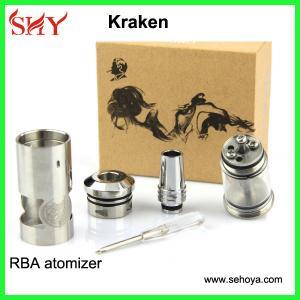 China Rebuildable Kraken atomizer mechanical mod DIY atomizer cloutank atomizer on sale