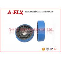 Buy cheap Blue Escalator Step Chain Roller For Otis Escalator Parts 76*22*6203-2RS XAA290CM from Wholesalers