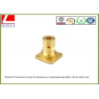 Quality OEM CNC Machining Services CNC Brass Machined Parts For Motorcycles wholesale