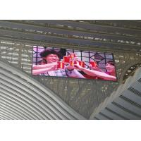 China SMD3535 LED Outdoor Video Wall  Electronic Billboard Direct View For DOOH on sale