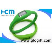 Quality Hot selling healthy Anion sports silicone rubber watch wristbands  wholesale