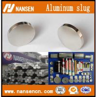 Buy cheap aluminum slugs manufacturer&aluminum slug supplier&aluminum raw material&aluminum slug from Wholesalers
