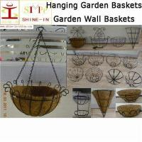 Buy cheap Garden Wire Baskets,Hanging Baskets,Metal Baskets from Wholesalers