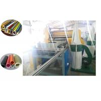 Buy cheap GRP Round Tube Hydraulic Pultrusion Equipment Frp Rebar Production Line from wholesalers