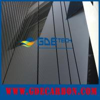 Buy cheap 3K surface 2mm carbon fiber sheet from Wholesalers