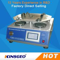 Buy cheap 150kg Four Heads Textile Testing Machine , Pilling Martindale Abrasion Tester With Warranty 12 Months from wholesalers