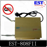 Buy cheap 30dBm Wifi / Blue Tooth / Wireless Video Jammer EST-808FII With 2 Antenna from Wholesalers