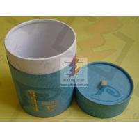Buy cheap Recycled T Shirt Packaging Tubes Cardboard , Paper Tubes Packaging from Wholesalers