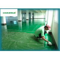 Buy cheap Water Based Epoxy Industrial Floor Paint Non Toxic Tasteless ROHS / SGS / ISO from Wholesalers