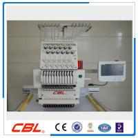 Buy cheap Single head embroidery machine from Wholesalers