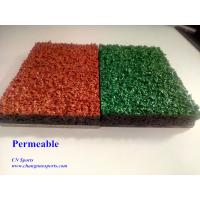 Buy cheap Cheap Price Permeable/Breathable Type Running Track With Good Quality from wholesalers