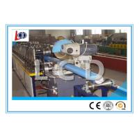 Buy cheap Downspout Cold Roll Forming Machine With Computer Control Optional Color from Wholesalers