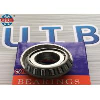 Buy cheap 5600rmp P0 Taper Steel Roller Bearing , Chrome Steel GCR15 High Precision Bearings from Wholesalers