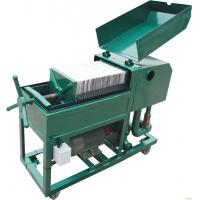Plate Frame Type Oil Press Filter Machine