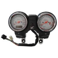 Buy cheap ABS or PP Motorcycle Speedometer Kit 100000KM Motorcycle Tachometer Gauge CB600 from Wholesalers