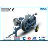 Buy cheap 1200mm Bull-wheel Hydraulic Pull Tension Machine 35kn 3.5t Diesel Cummins from Wholesalers
