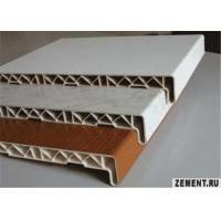 Buy cheap Furniture Frame / WPC Profile Extrusion Line With Lamination Equipment from Wholesalers