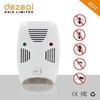 Buy cheap Dezeal DZ-201 Amazon hot sale ultrasonic pest repeller for mice mouse insects ants cat from Wholesalers