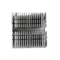 Buy cheap CNC Machining Aluminum Heatsink Extrusion Profiles 6061 T6 / T66 For Trains Machinery from Wholesalers
