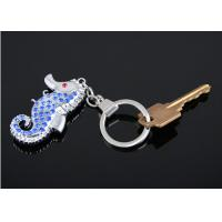 Keychain Diamond USB Memory Stick For Gifts , Memoria USB Stick