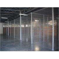 Buy cheap Security Galvanized Steel Chain Link Fence 1-5.00m Roll Width Corrosion Resistance from wholesalers