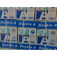 Buy cheap Manufacturer of Double A paper from wholesalers