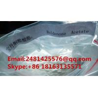 Buy cheap Oral Steroid Powder Boldenone Acetate For Cutting Cycles CAS 2363-59-9 from Wholesalers