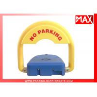 Buy cheap Anti-theft Car Parking Locks System And Waterproof Durable Battery from wholesalers