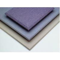 Buy cheap Fabric Covered Acoustic Wall Panels Sound Proofing and Fireproof Materials from Wholesalers